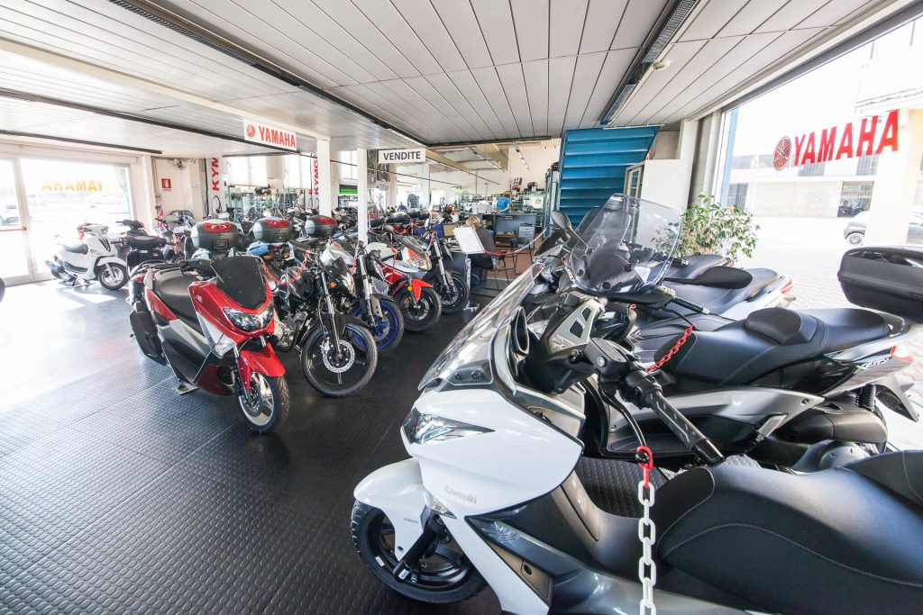 scooter nuovi yamaha