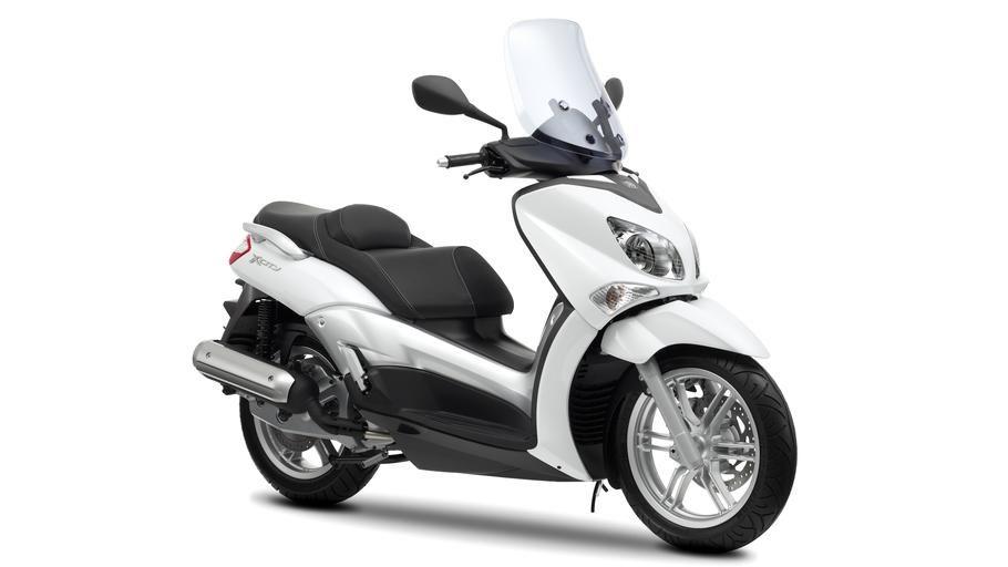 Yamaha X-CITY 125 Top Case