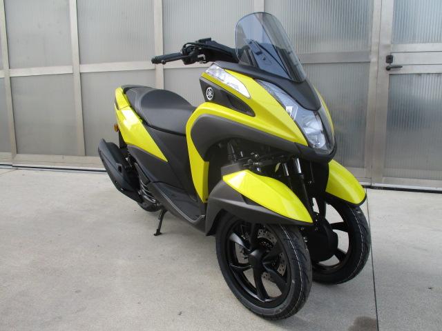 Yamaha Tricity 125 2018