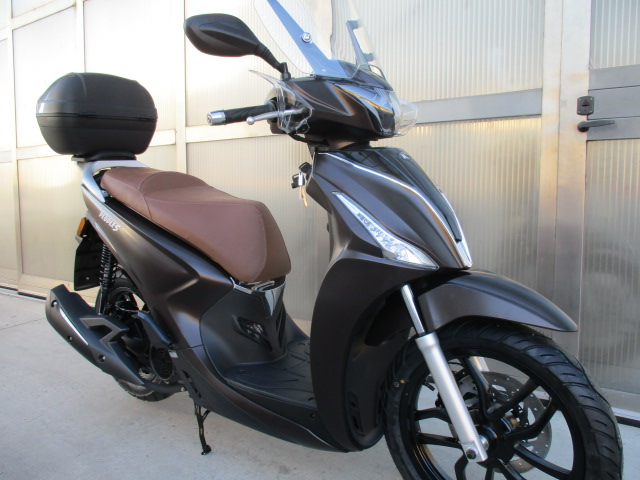 Kymco People S 150I ABS 2018