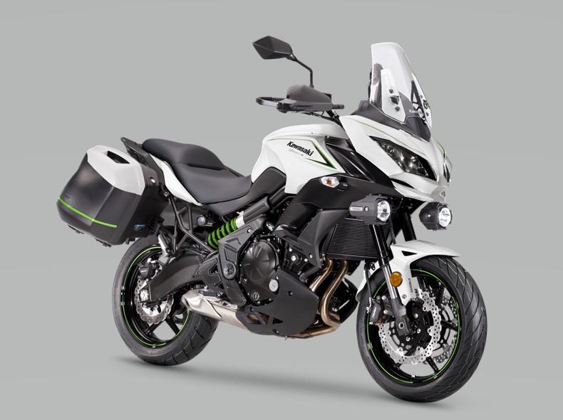 Kawasaki Versys 650 tourer plus