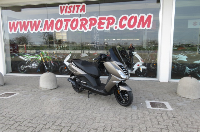 Nuovo Peugeot Citystar 125