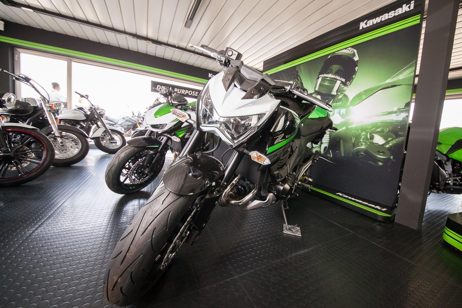 Kawasaki moto usate e nuove