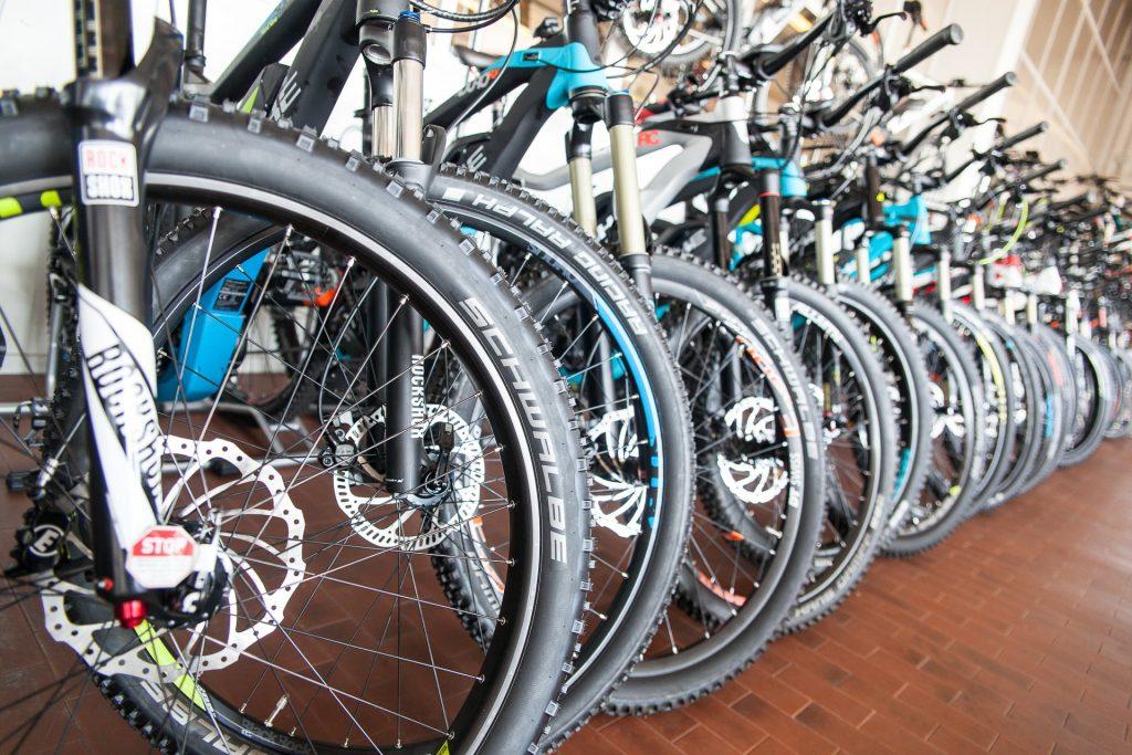 bici elettrica usata