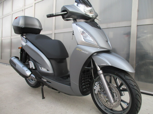Kymco People GT 300I Abs E4
