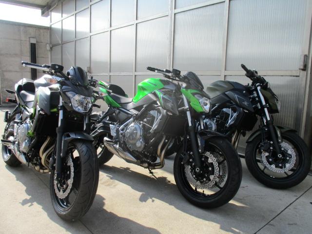 Kawasaki Z 650 2018/17