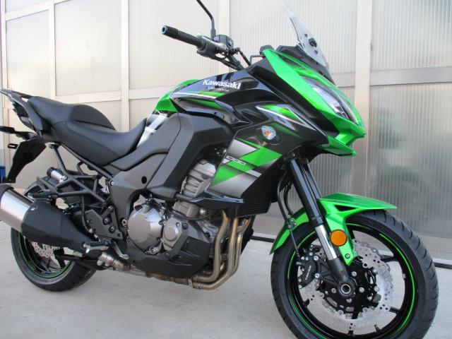 Kawasaki Versys 1000 ABS 2018