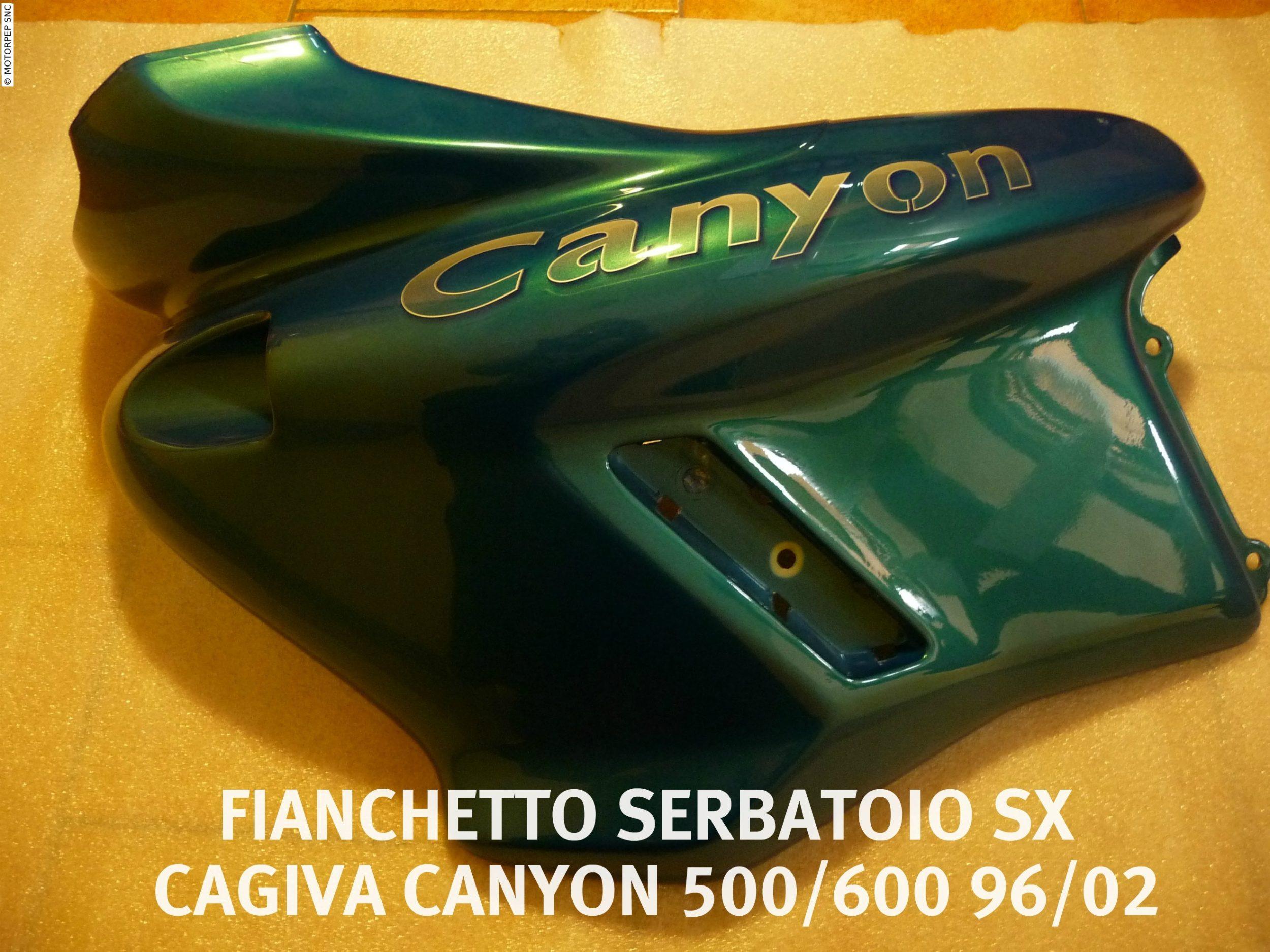 CAGIVA – Fianchetto