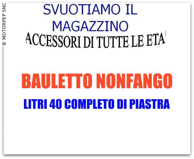 NONFANGO – Bauletto