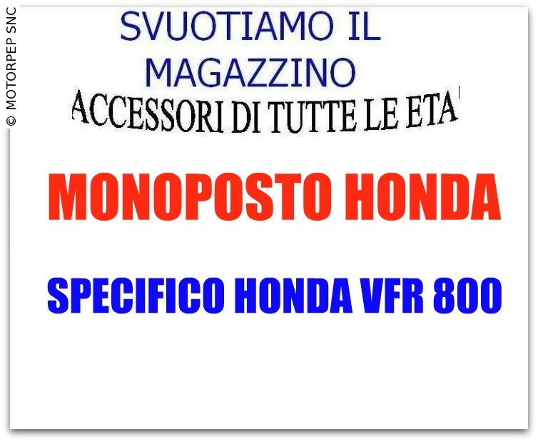 HONDA – Monoposto