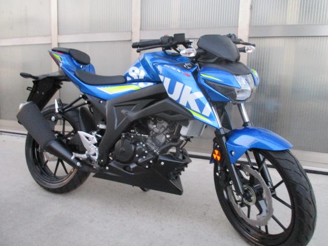 Suzuki Gsx-s 125 aziendale km0