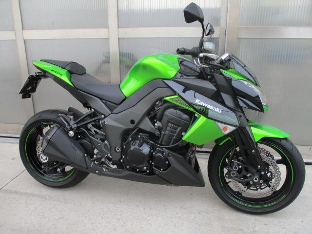 Kawasaki z1000 usata