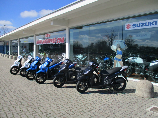 Suzuki address 110 aziendale km0