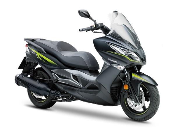 Kawasaki J300 ABS E4 2018