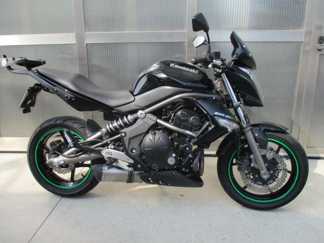 Kawasaki ER6N usata