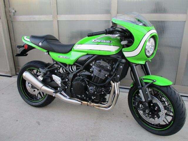 Kawasaki Z900RS Cafè Km 0