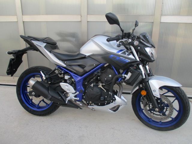 Yamaha Mt03 usata