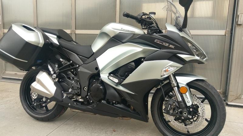 Kawasaki Z1000 SX ABS Tourer