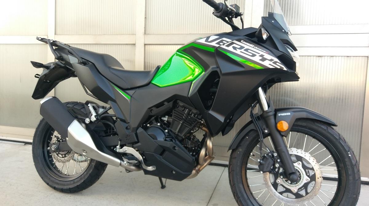Kawasaki Versys 300 2019