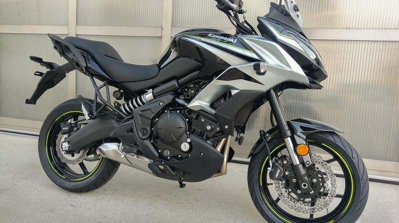 Kawasaki Versys 650 2019 Km 0