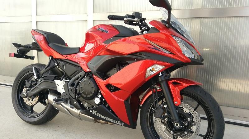 Kawasaki Ninja 650 Km 0