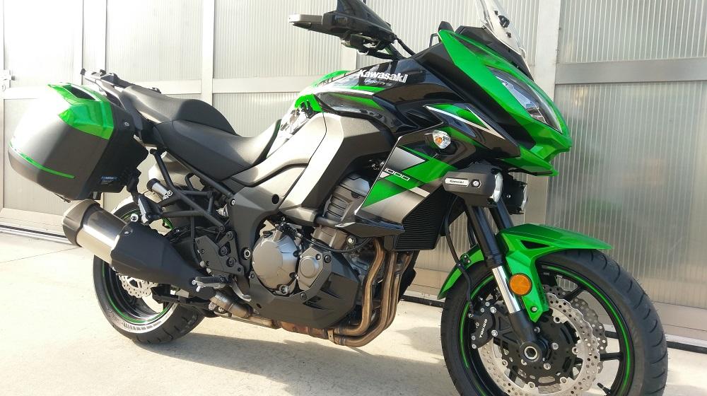 Kawasaki Versys 1000 S.E. 2018 Tuorer Plus Km 0