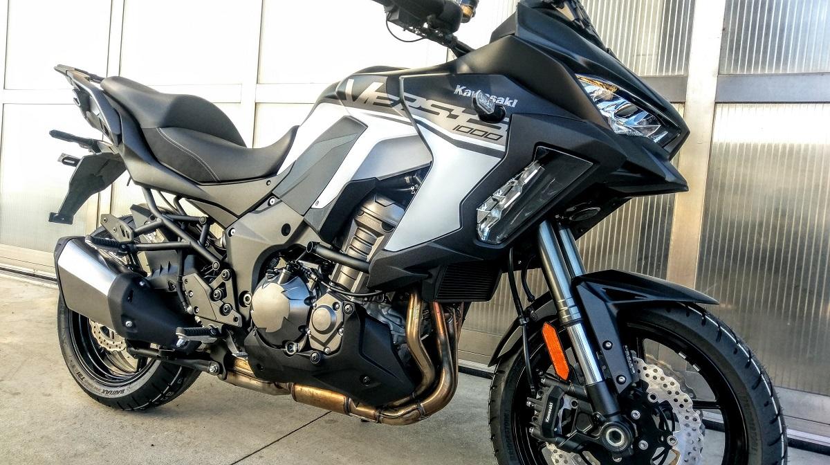 Kawasaki Versys 1000 S.E. 2019
