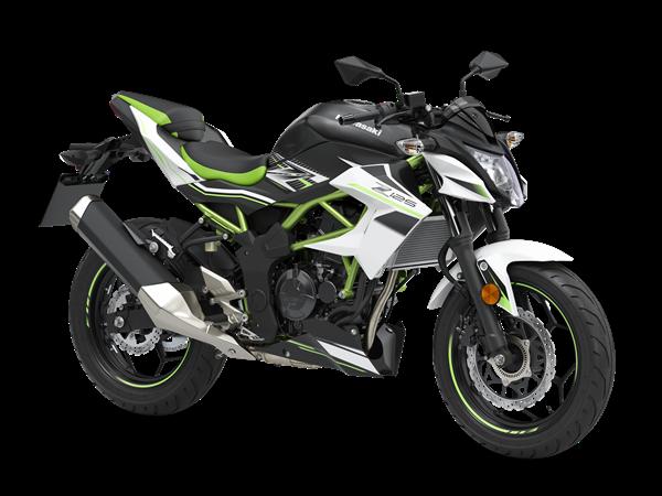 Kawasaki Z125 motociclo nuovo Milano