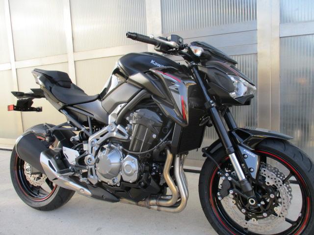 Kawasaki Z900 Km 0