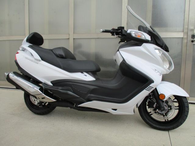 Suzuki Burgman 650 aziendale km0