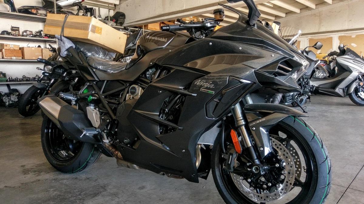 Kawasaki Ninja H2 SX Km 0