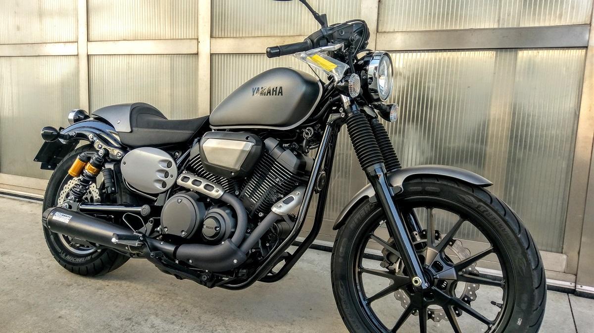 Yamaha XV 950 Racer abs usata