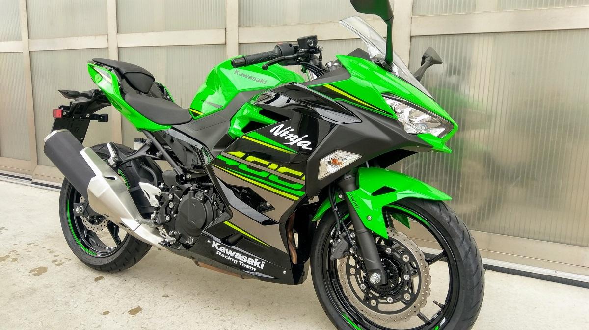 Kawasaki Ninja 400 ABS Usato