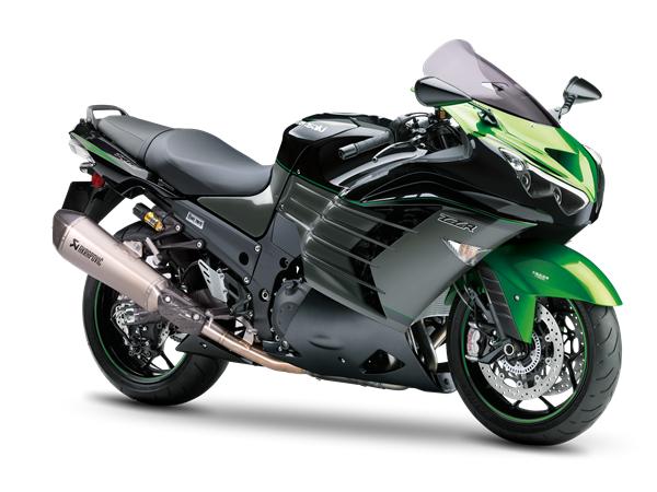 Kawasaki ZZR 1400 PERFOMANCE EDITION