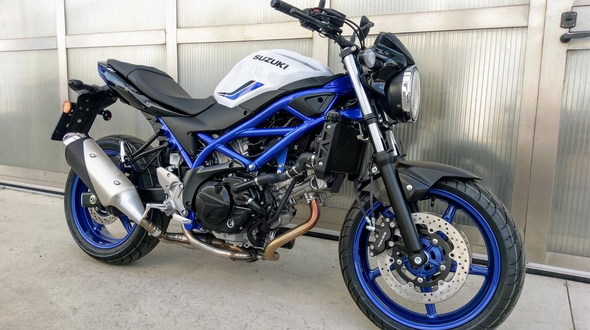 Suzuki SV 650 Km 0