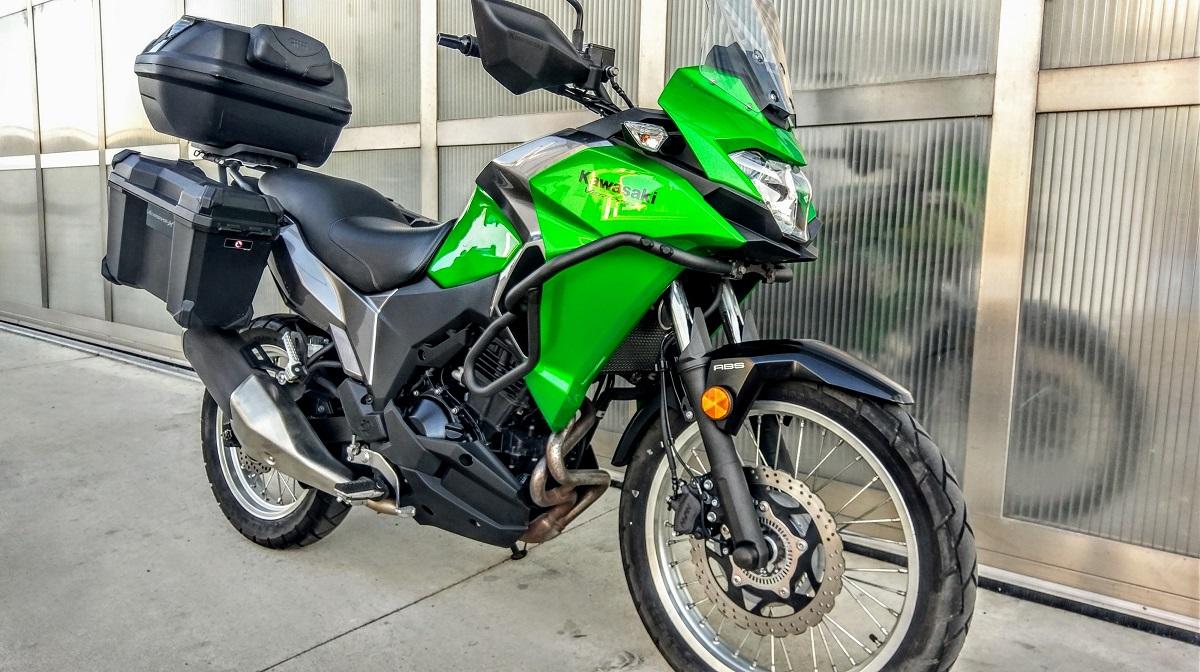 Kawasaki Versys-X 300 Adventure Usato