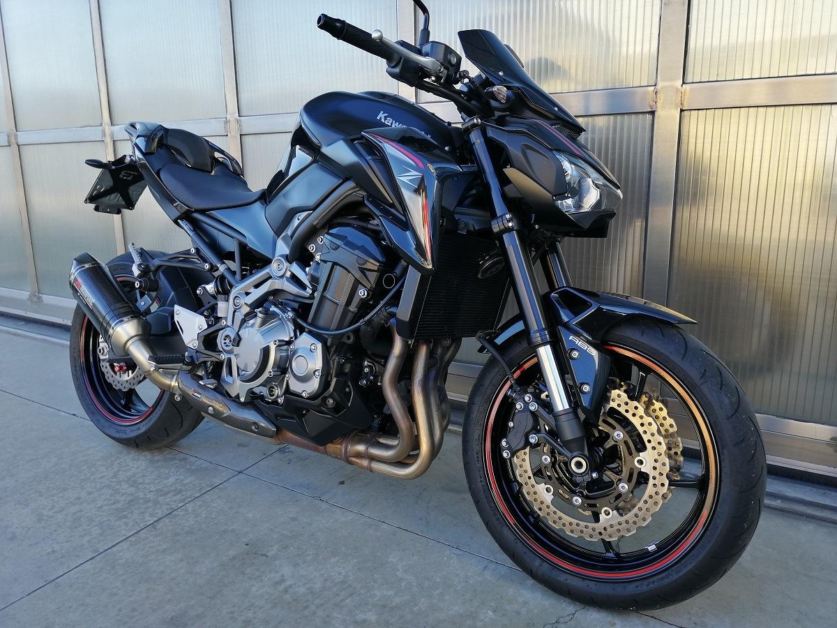 Sissi Moto Crema Usato motorpep - kawasaki ninja 125 promo tasso zero in 30 mesi