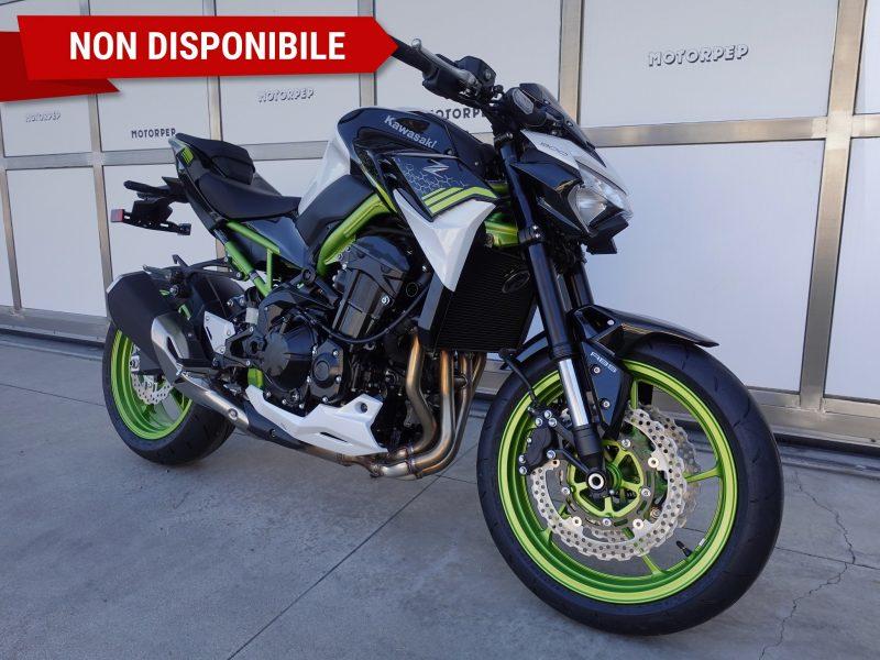 Kawasaki Z 900 2021