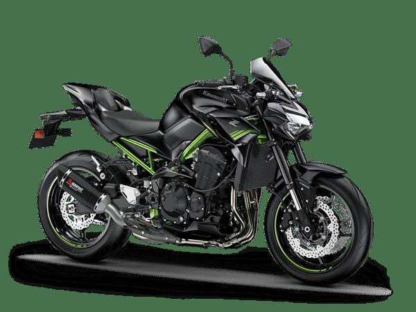 Kawasaki Z 900 Performance 2021
