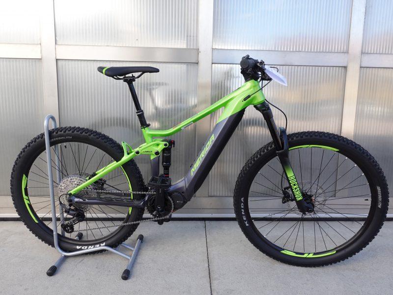 Bici Merida E-one sixty 500 2021