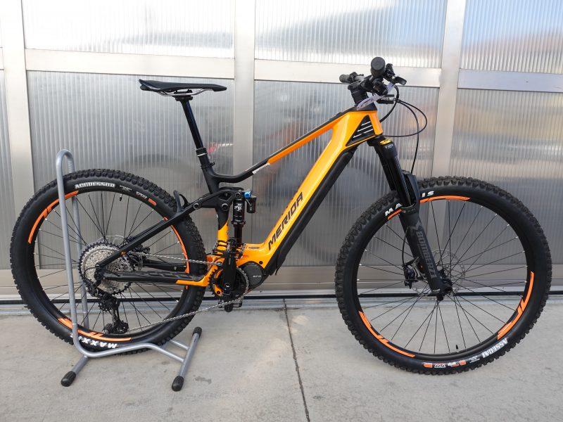 Bici Merida E-one sixty 8000 2021