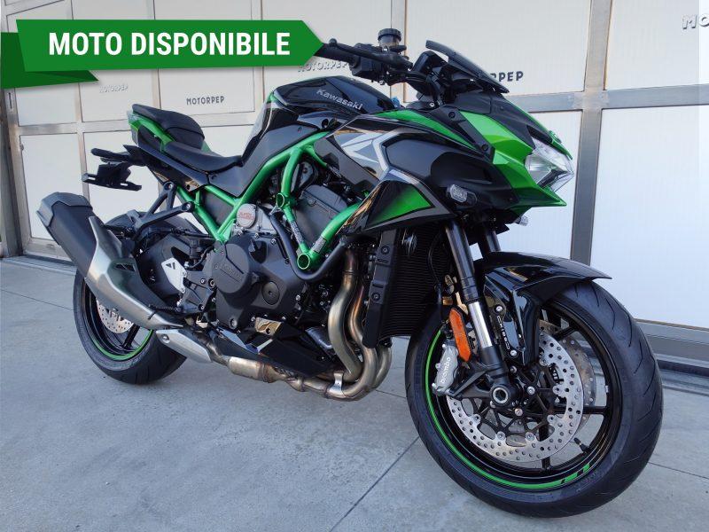Kawasaki ZH2 nuova 2021
