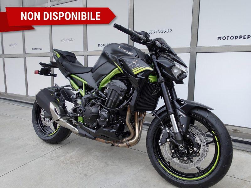 Kawasaki Z900 70 Kw 2021